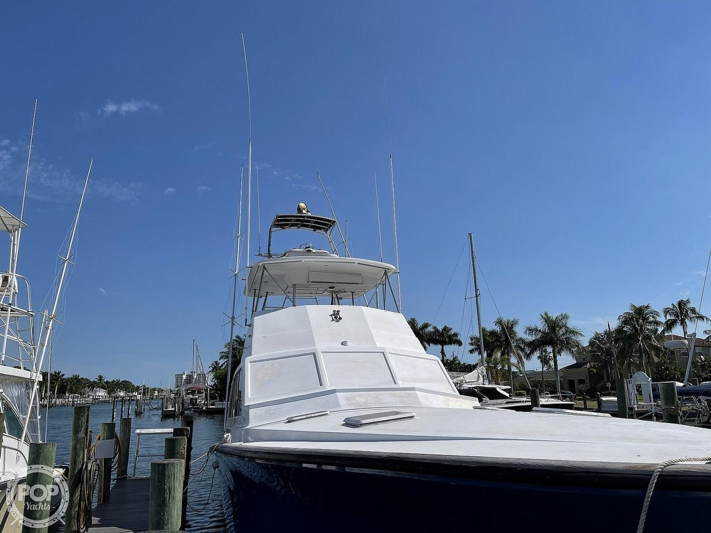 1984 Ocean Yachts boat for sale, model of the boat is 55 Super Sport & Image # 6 of 40