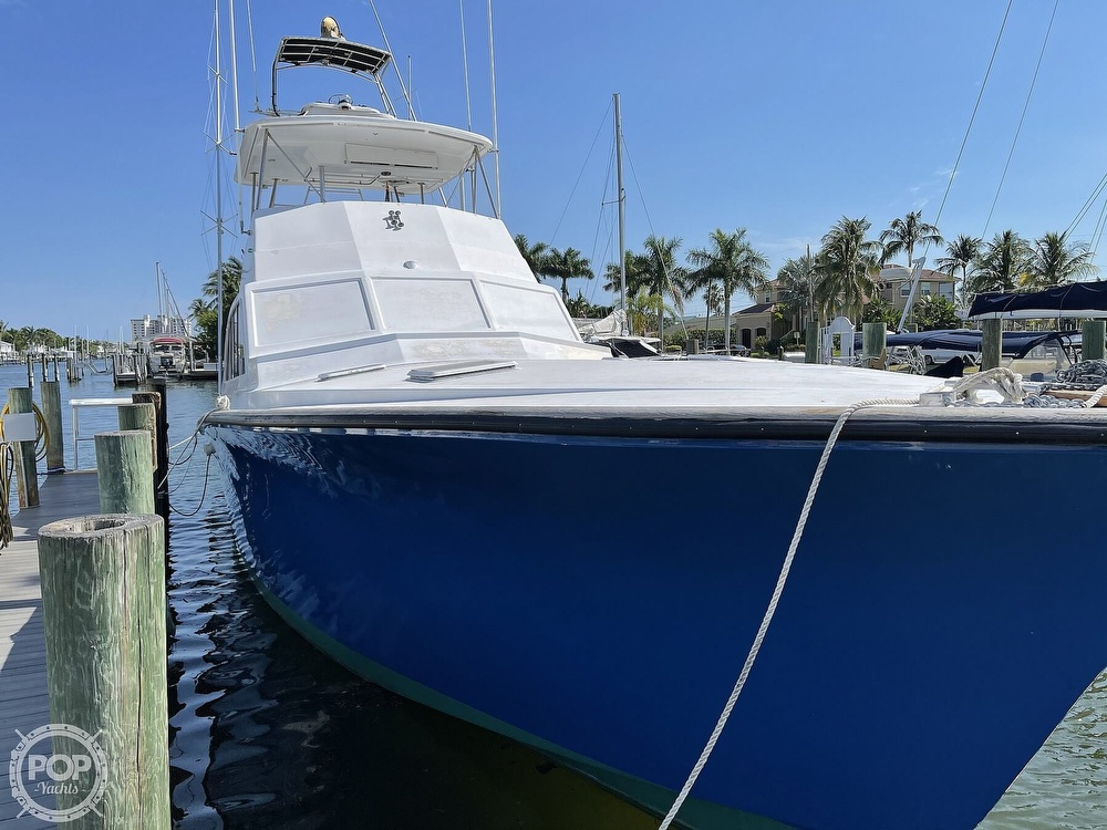 1984 Ocean Yachts boat for sale, model of the boat is 55 Super Sport & Image # 7 of 40