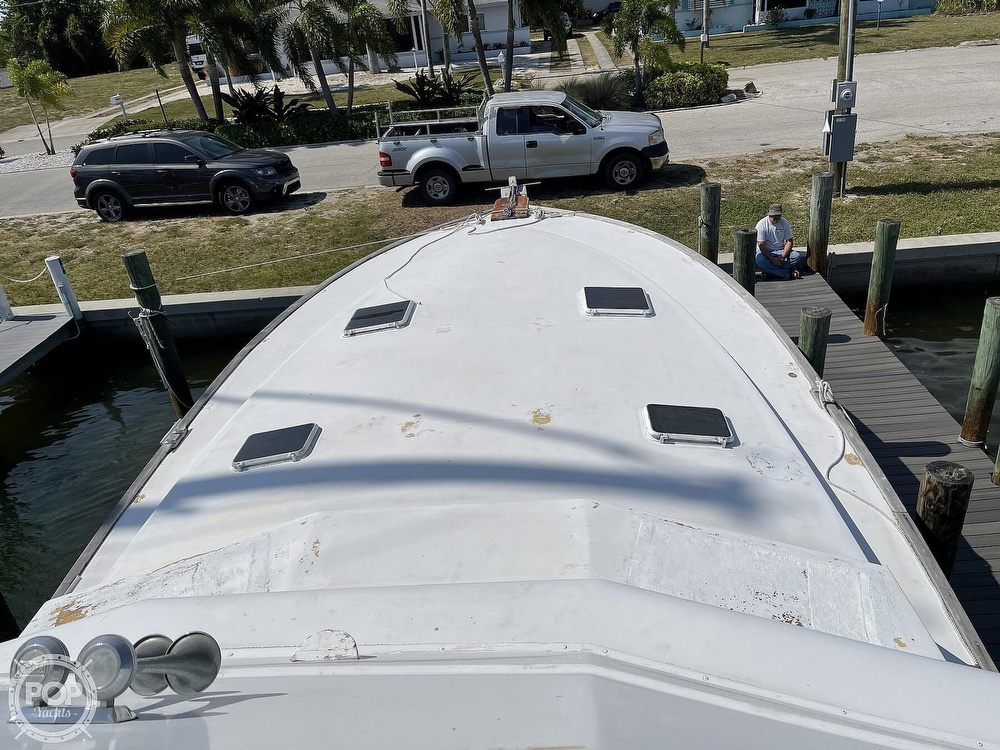 1984 Ocean Yachts boat for sale, model of the boat is 55 Super Sport & Image # 11 of 40