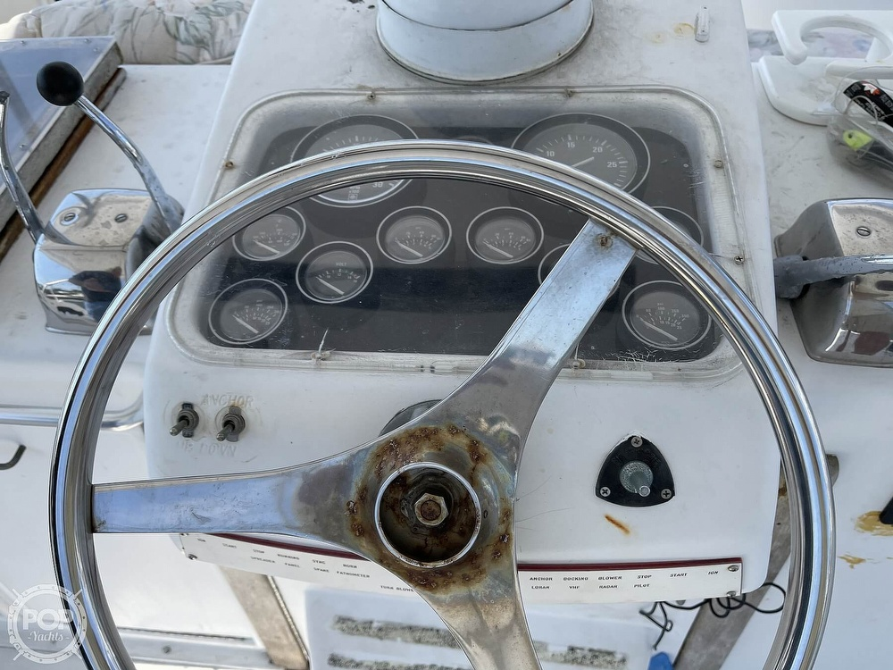 1984 Ocean Yachts boat for sale, model of the boat is 55 Super Sport & Image # 17 of 40