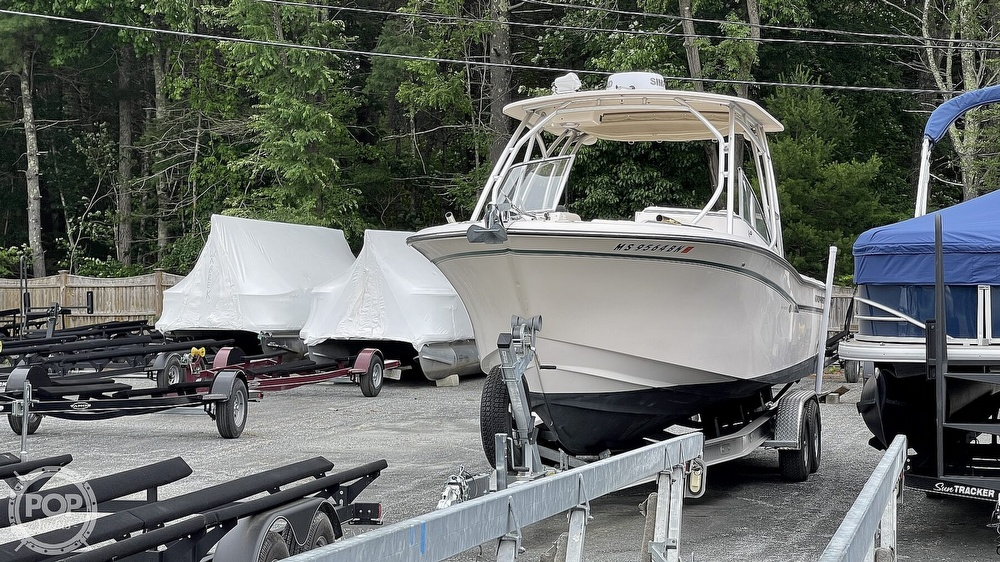 2010 Grady-White boat for sale, model of the boat is Tournament 275 & Image # 14 of 40
