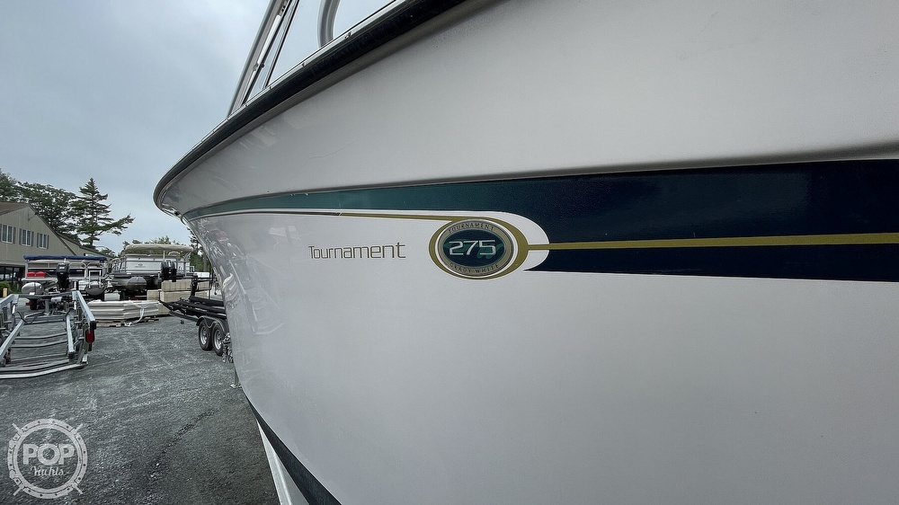 2010 Grady-White boat for sale, model of the boat is Tournament 275 & Image # 25 of 40