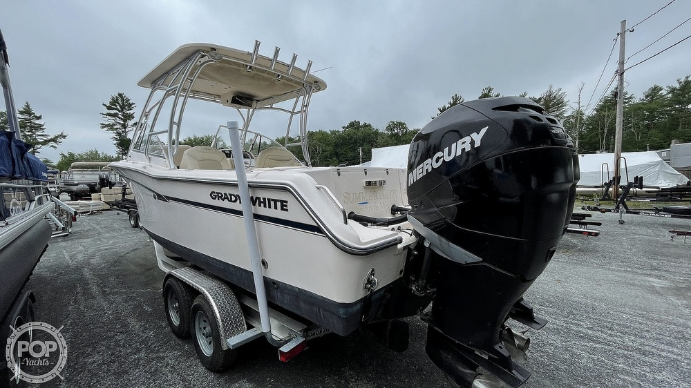 2010 Grady-White boat for sale, model of the boat is Tournament 275 & Image # 28 of 40