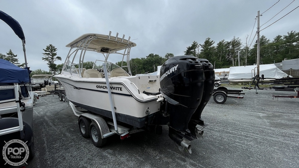 2010 Grady-White boat for sale, model of the boat is Tournament 275 & Image # 29 of 40