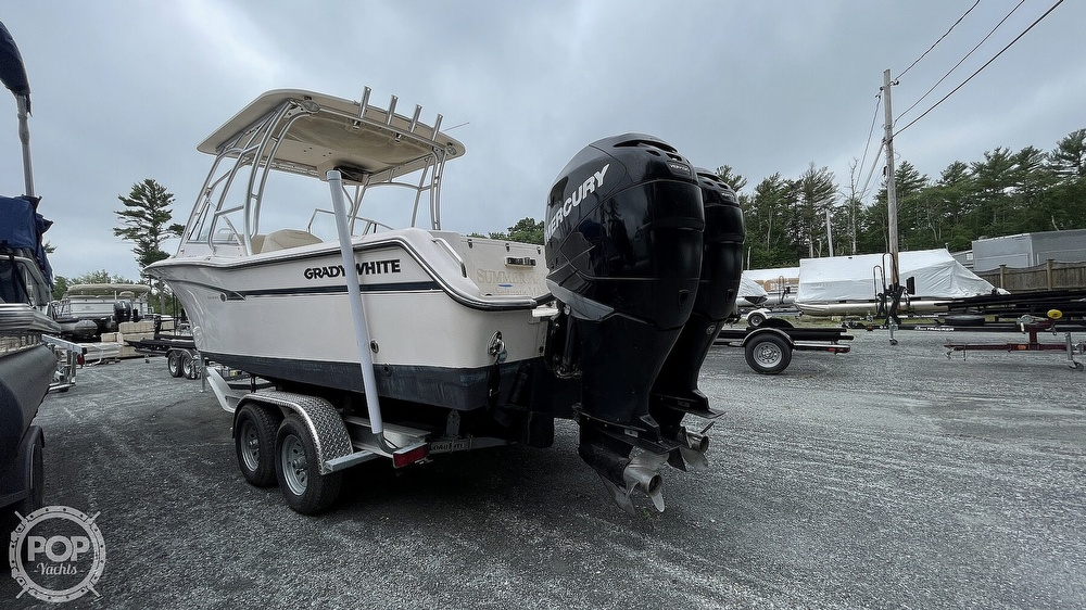 2010 Grady-White boat for sale, model of the boat is Tournament 275 & Image # 30 of 40