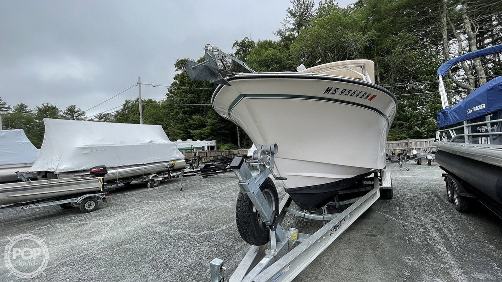 2010 Grady-White boat for sale, model of the boat is Tournament 275 & Image # 34 of 40