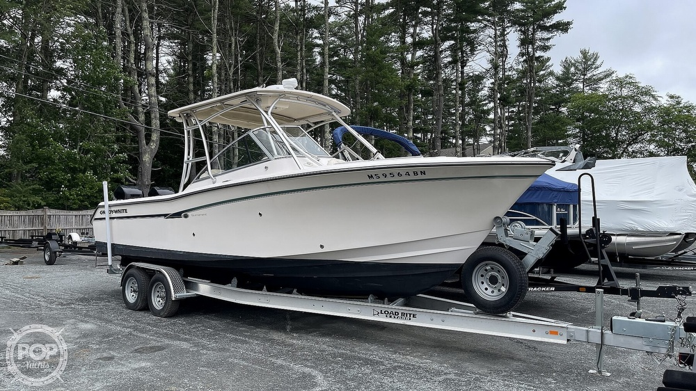2010 Grady-White boat for sale, model of the boat is Tournament 275 & Image # 40 of 40