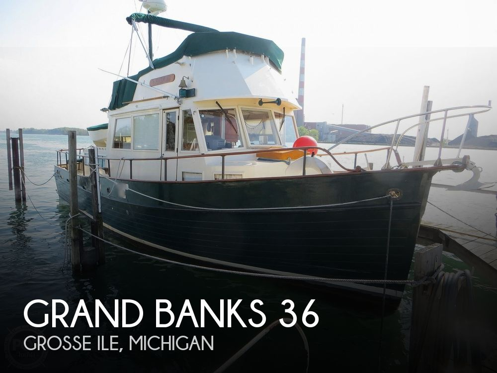 1972 GRAND BANKS 36 CLASSIC for sale