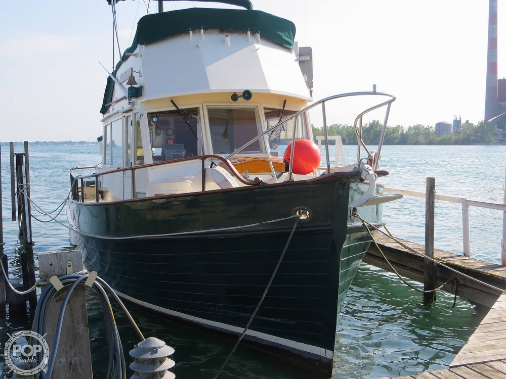 1972 Grand Banks boat for sale, model of the boat is 36 Classic & Image # 2 of 40