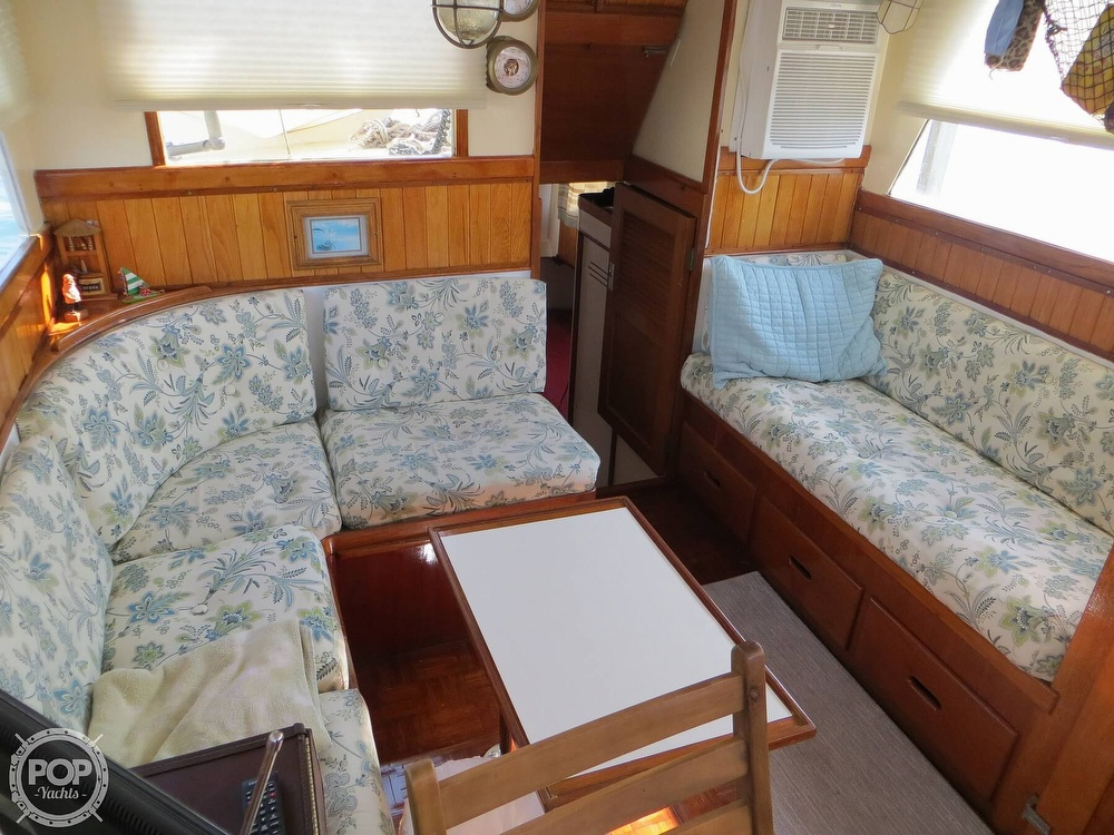 1972 Grand Banks boat for sale, model of the boat is 36 Classic & Image # 7 of 40