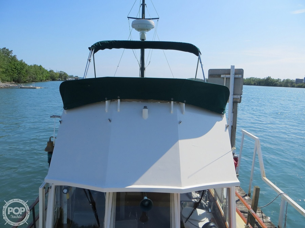 1972 Grand Banks boat for sale, model of the boat is 36 Classic & Image # 15 of 40