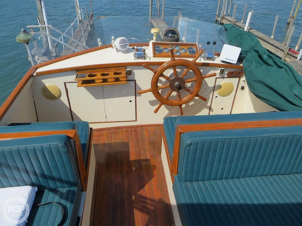 1972 Grand Banks boat for sale, model of the boat is 36 Classic & Image # 18 of 40