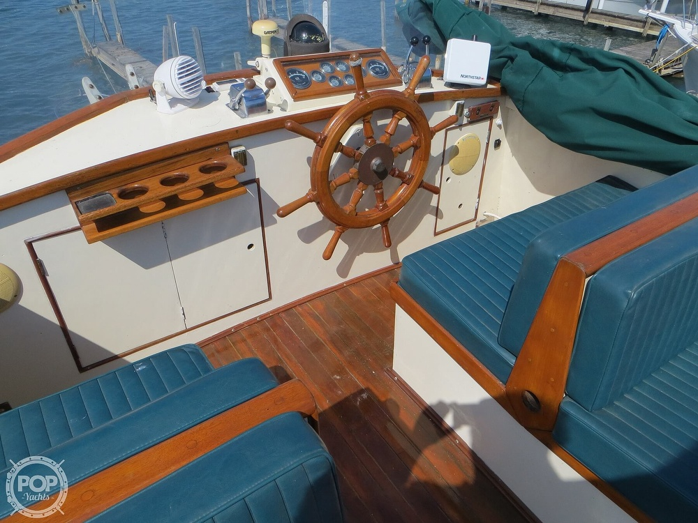 1972 Grand Banks boat for sale, model of the boat is 36 Classic & Image # 19 of 40