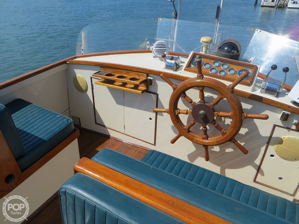 1972 Grand Banks boat for sale, model of the boat is 36 Classic & Image # 20 of 40