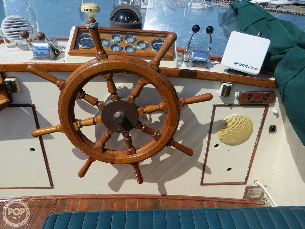 1972 Grand Banks boat for sale, model of the boat is 36 Classic & Image # 22 of 40