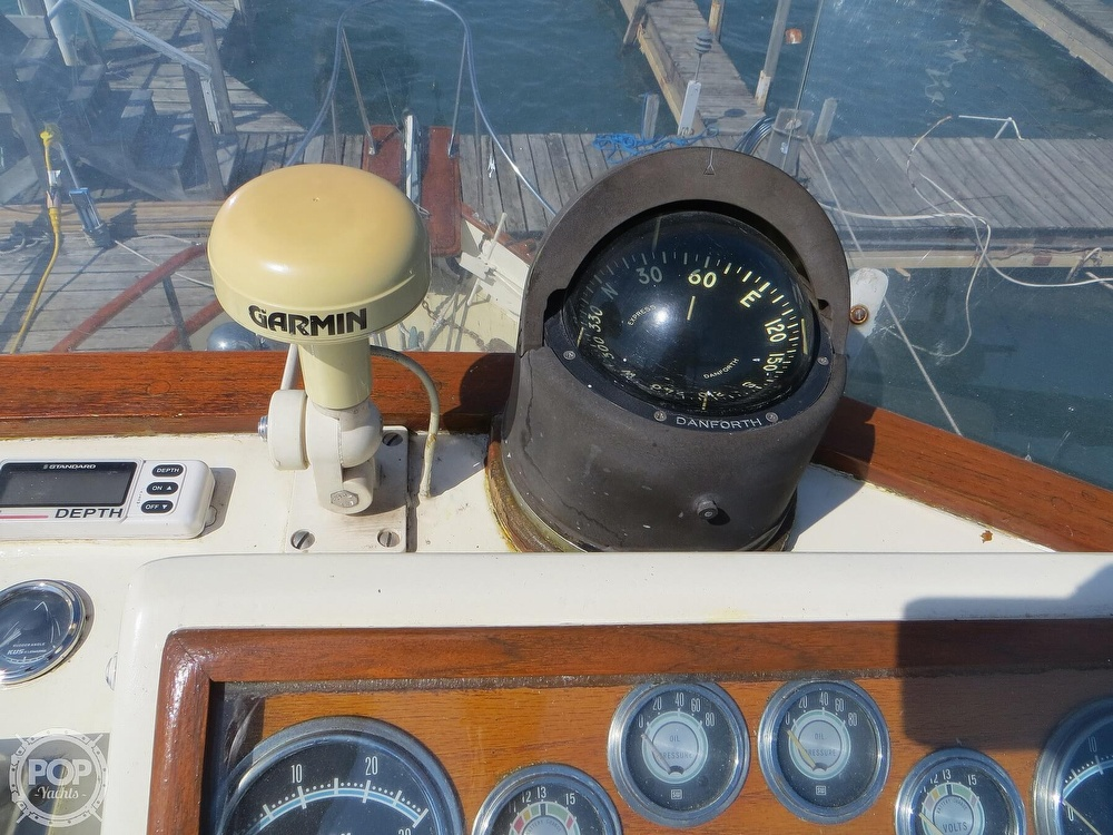 1972 Grand Banks boat for sale, model of the boat is 36 Classic & Image # 27 of 40