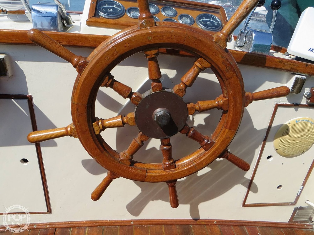 1972 Grand Banks boat for sale, model of the boat is 36 Classic & Image # 29 of 40