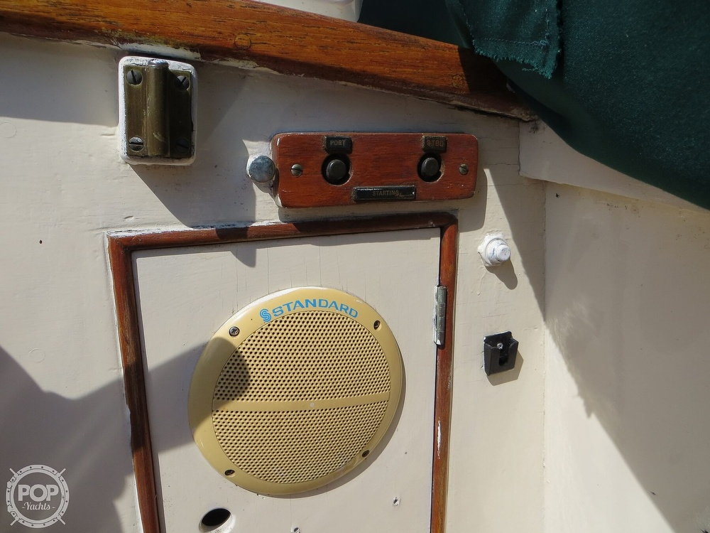 1972 Grand Banks boat for sale, model of the boat is 36 Classic & Image # 31 of 40