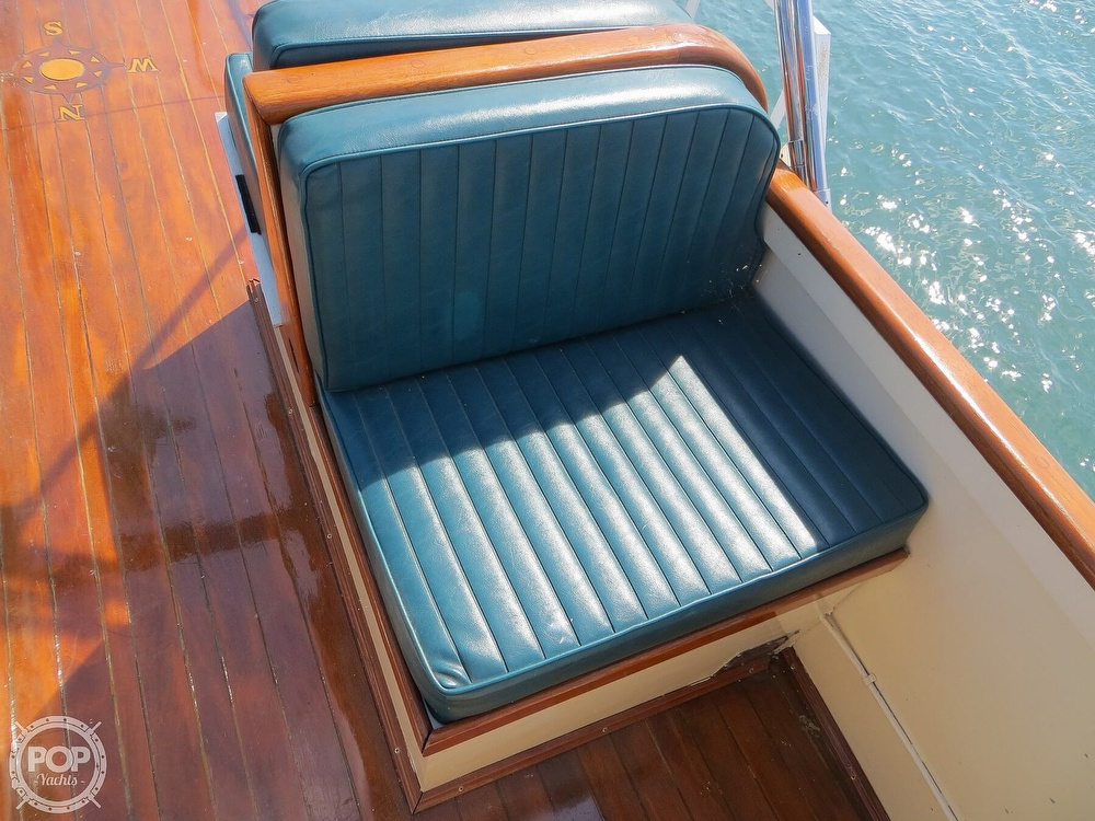 1972 Grand Banks boat for sale, model of the boat is 36 Classic & Image # 34 of 40