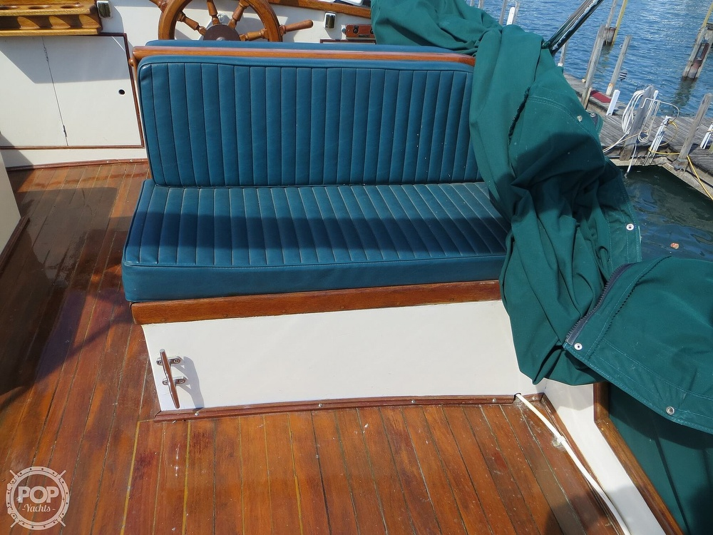 1972 Grand Banks boat for sale, model of the boat is 36 Classic & Image # 35 of 40
