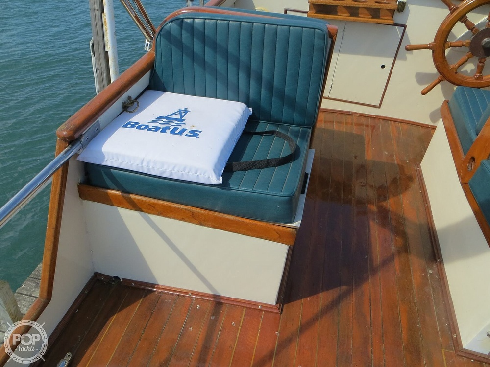 1972 Grand Banks boat for sale, model of the boat is 36 Classic & Image # 36 of 40