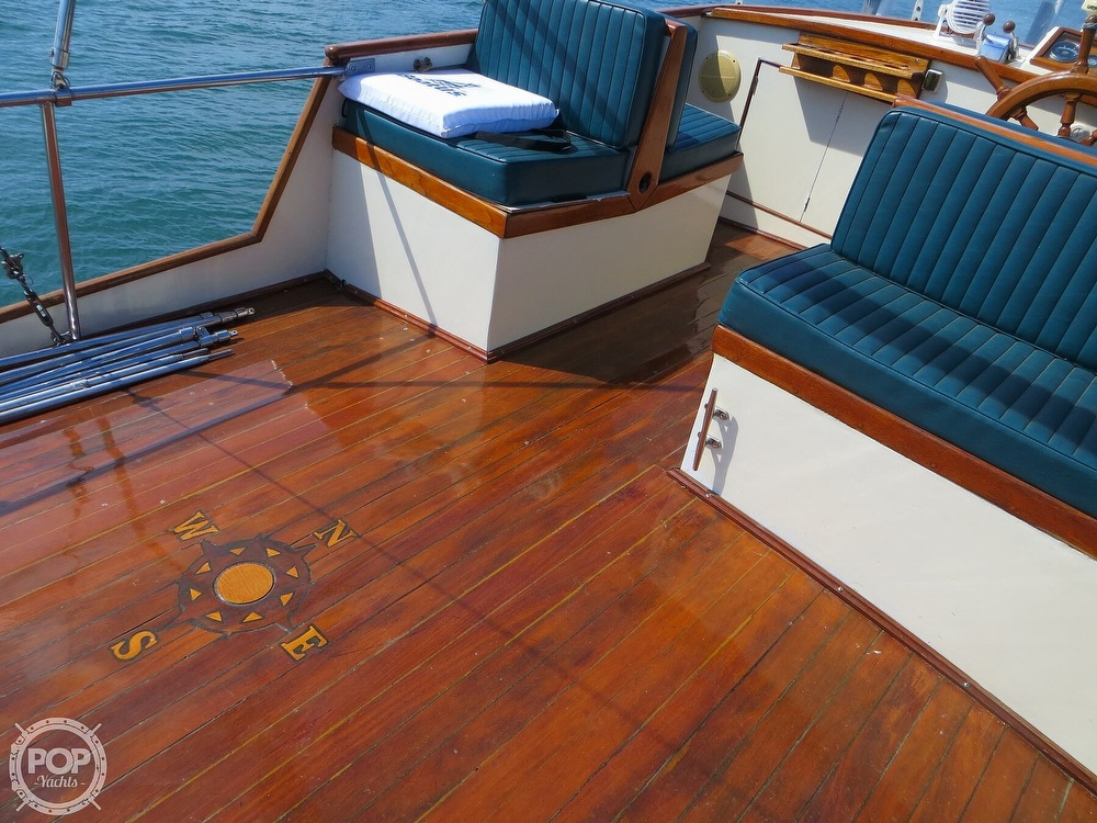 1972 Grand Banks boat for sale, model of the boat is 36 Classic & Image # 38 of 40