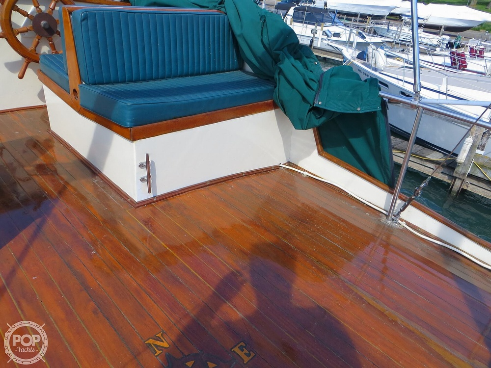 1972 Grand Banks boat for sale, model of the boat is 36 Classic & Image # 39 of 40