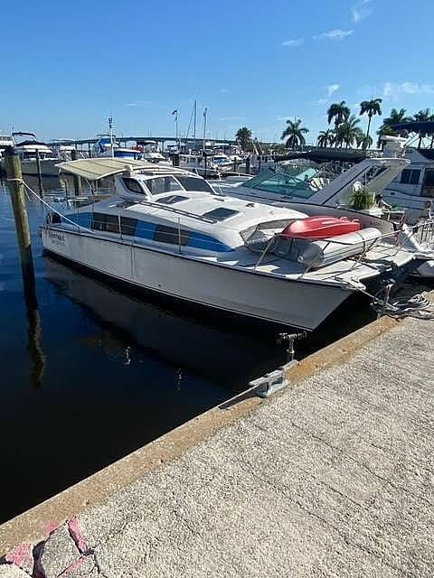 1989 Gemini boat for sale, model of the boat is 3000 & Image # 2 of 20