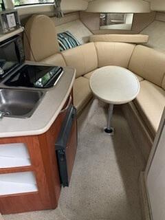 2004 Bayliner boat for sale, model of the boat is 245 Sunbridge & Image # 14 of 22