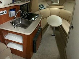 2004 Bayliner boat for sale, model of the boat is 245 Sunbridge & Image # 15 of 22
