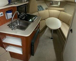 2004 Bayliner boat for sale, model of the boat is 245 Sunbridge & Image # 6 of 22