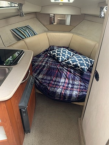 2004 Bayliner boat for sale, model of the boat is 245 Sunbridge & Image # 16 of 22