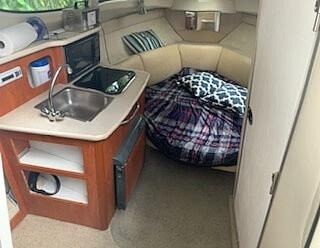 2004 Bayliner boat for sale, model of the boat is 245 Sunbridge & Image # 8 of 22