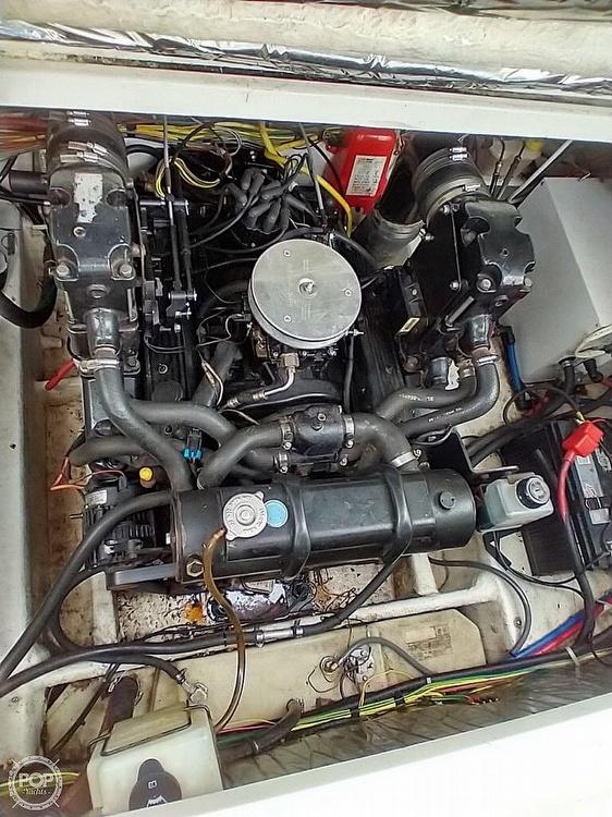 2004 Bayliner boat for sale, model of the boat is 245 Sunbridge & Image # 9 of 22