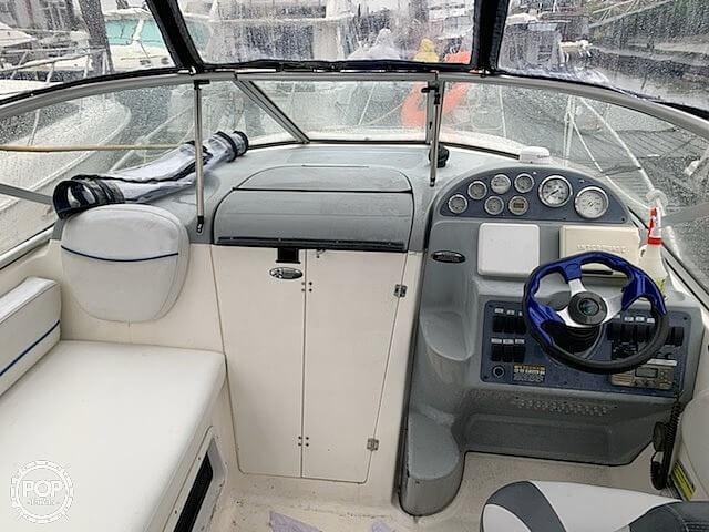 2004 Bayliner boat for sale, model of the boat is 245 Sunbridge & Image # 3 of 22