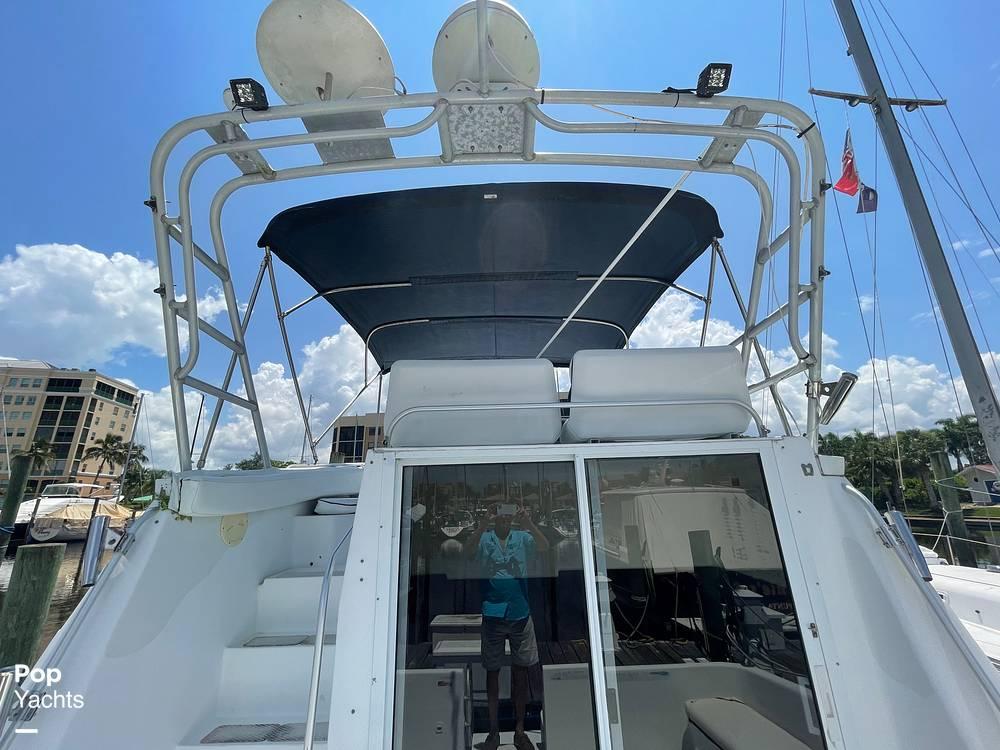 1994 Mainship boat for sale, model of the boat is 40 Sedan Bridge & Image # 9 of 40