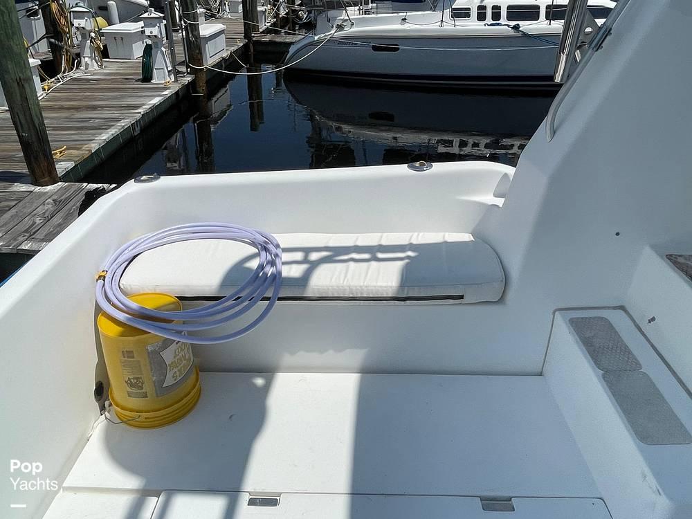 1994 Mainship boat for sale, model of the boat is 40 Sedan Bridge & Image # 12 of 40