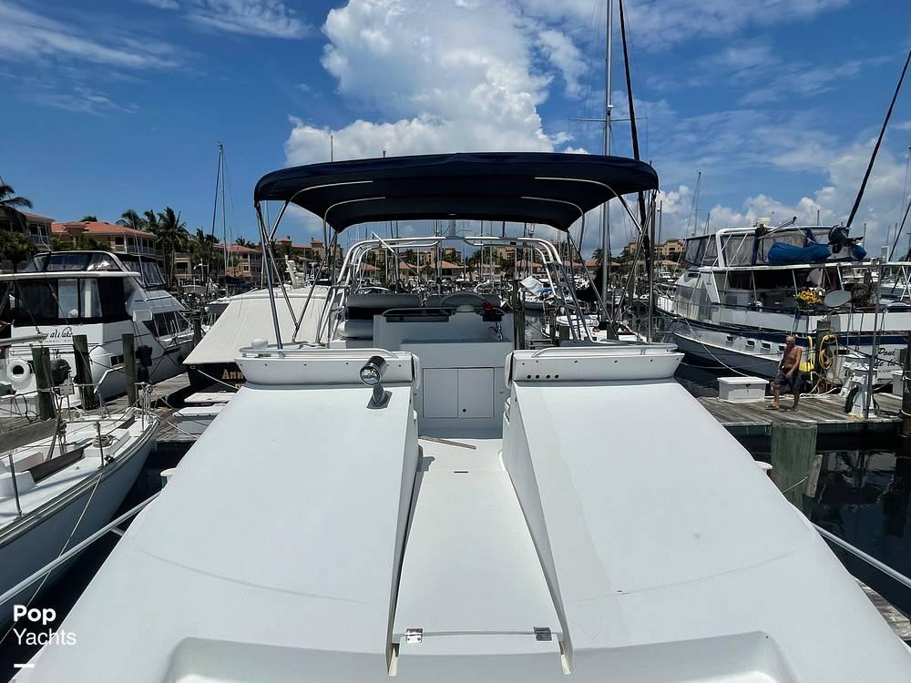 1994 Mainship boat for sale, model of the boat is 40 Sedan Bridge & Image # 19 of 40