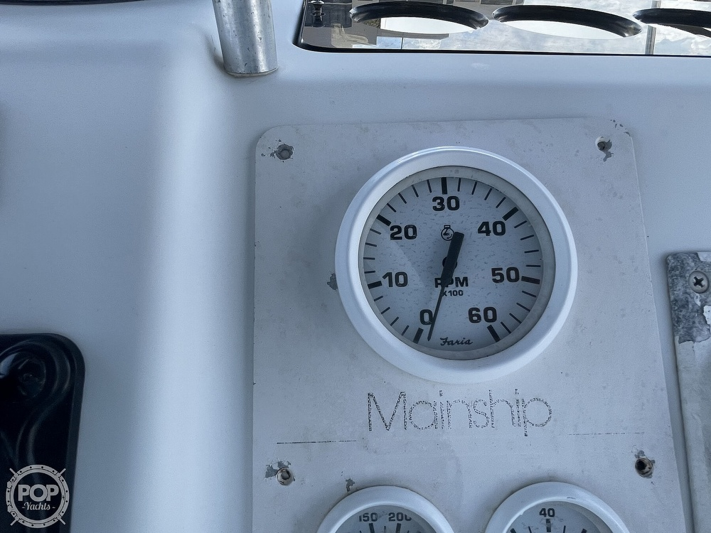 1994 Mainship boat for sale, model of the boat is 40 Sedan Bridge & Image # 35 of 40