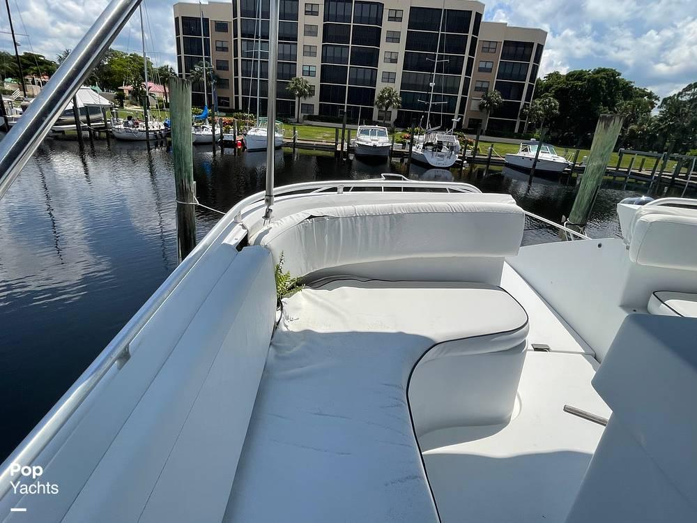 1994 Mainship boat for sale, model of the boat is 40 Sedan Bridge & Image # 4 of 40