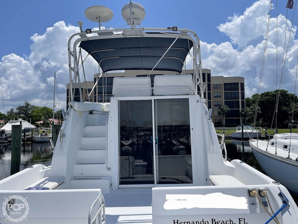 1994 Mainship boat for sale, model of the boat is 40 Sedan Bridge & Image # 3 of 40