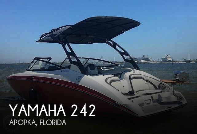 Used Yamaha Boats For Sale by owner | 2016 Yamaha 242 Limited S