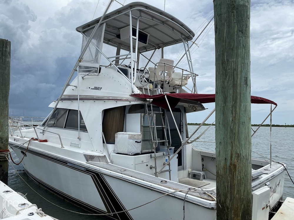1987 Trojan boat for sale, model of the boat is 10.8-METER CNV & Image # 2 of 40