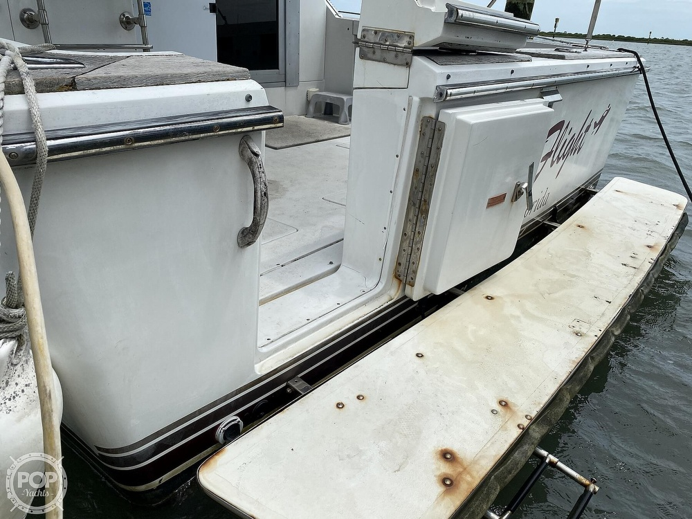 1987 Trojan boat for sale, model of the boat is 10.8-METER CNV & Image # 6 of 40