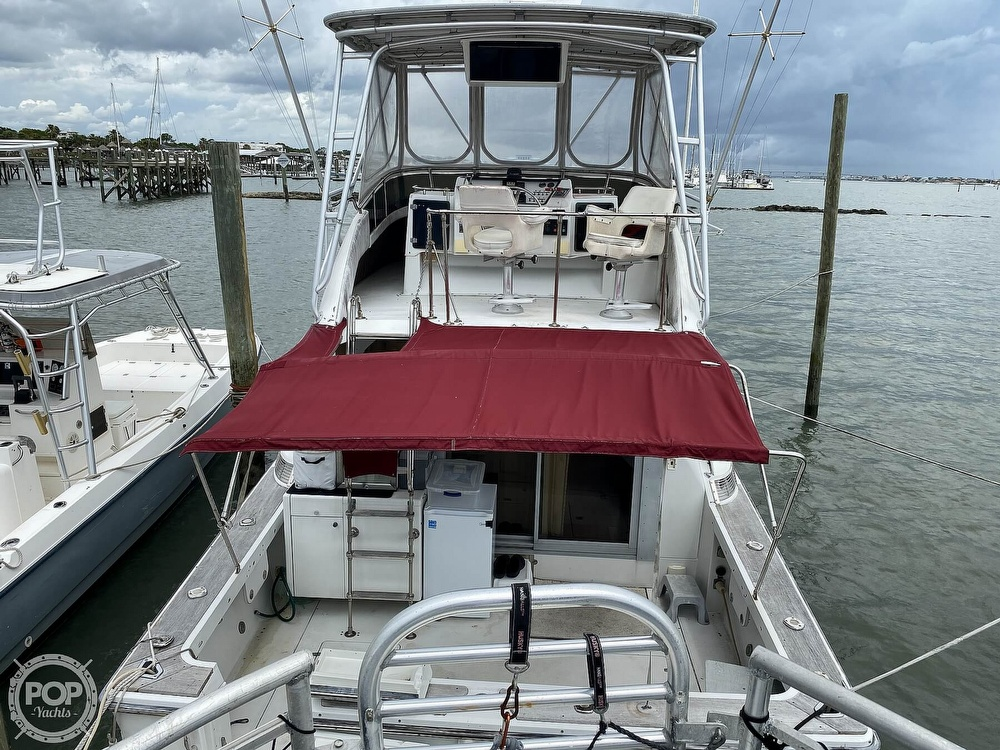 1987 Trojan boat for sale, model of the boat is 10.8-METER CNV & Image # 7 of 40