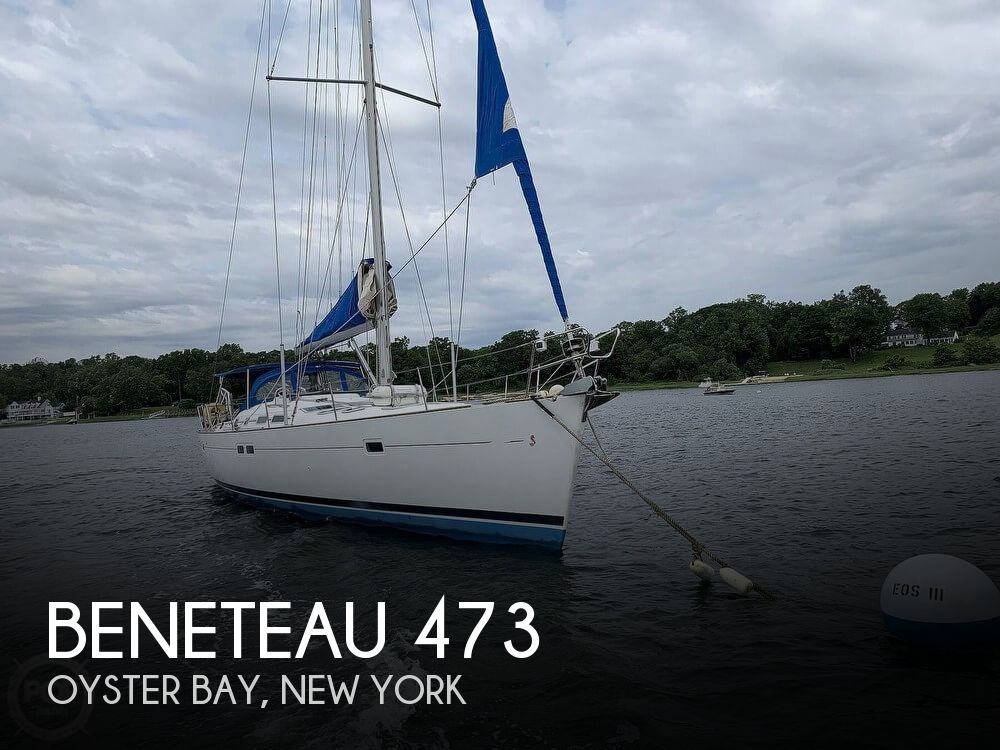 Used Boats For Sale in New York by owner   2006 Beneteau 473