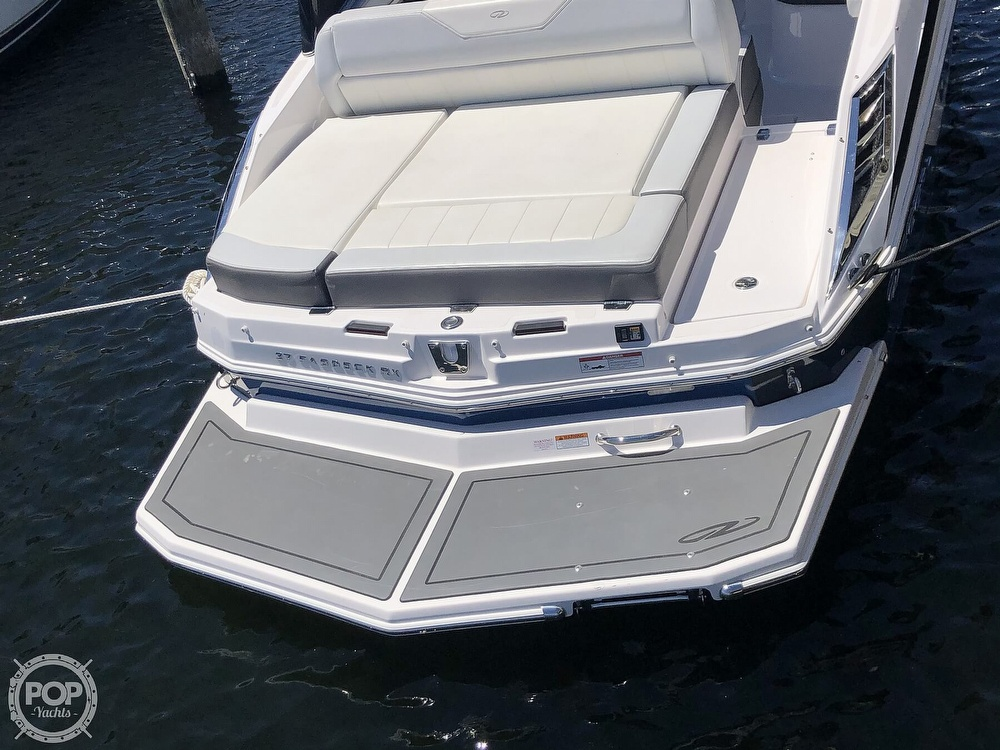 2014 Regal boat for sale, model of the boat is 27 Fasdeck RX & Image # 15 of 40