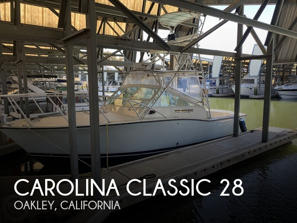 1997 Carolina Classic boat for sale, model of the boat is 28 & Image # 1 of 40
