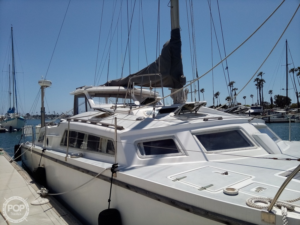 1976 Solaris boat for sale, model of the boat is 42 & Image # 3 of 40