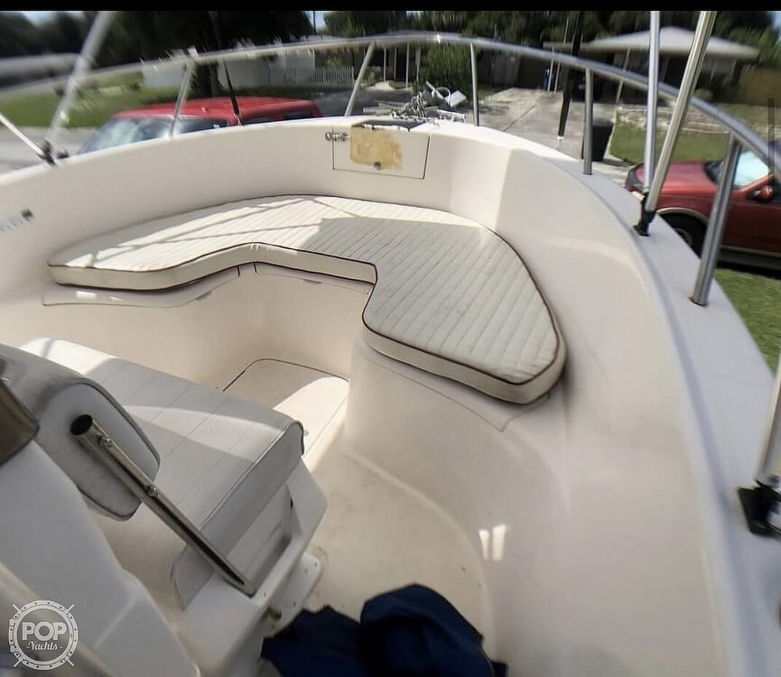 2005 Cape Craft boat for sale, model of the boat is 2200 WI & Image # 9 of 40